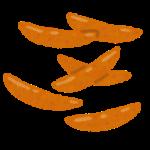 柿の種の画像